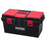 SHUTER Tools Storage Box [TB-800] - Red/Black